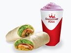 Smoothie King's 500 kcal meals