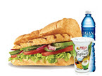 Subway's Fresh Fit™ subs