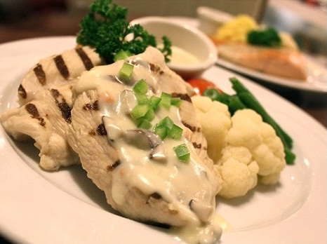 Swensen's Chicken Victoria