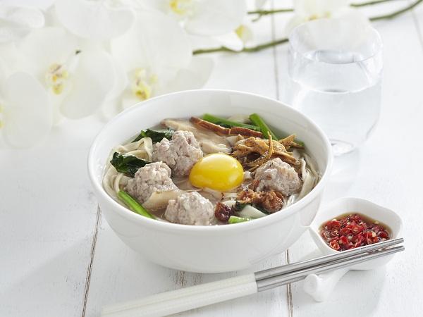 Wholemeal Ban Mian