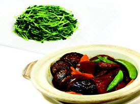 Dian Xiao Er's Claypot Lunch Set