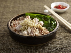 Soup Restaurant's Nourishing Set Meal
