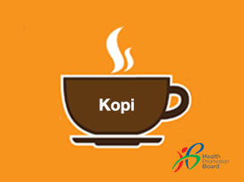 Did you know how much sugar is in a cup of Kopi?