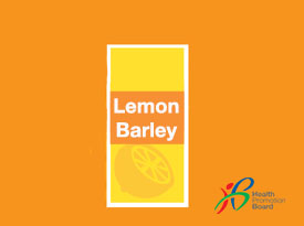 Did you know how much sugar is in a cup of Lemon Barley?